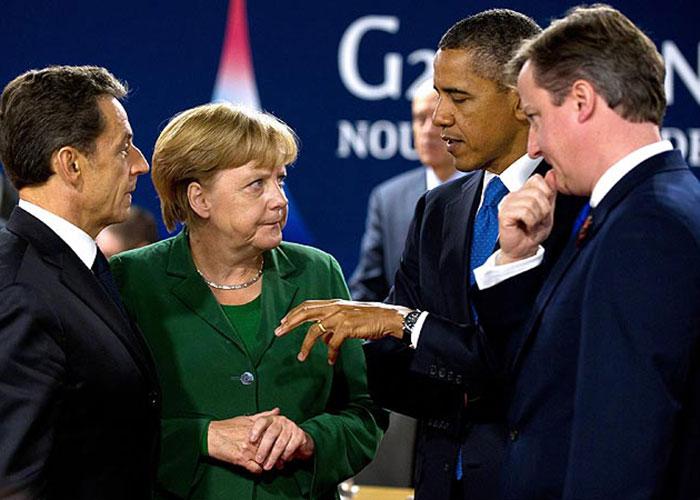 Víctimas de la geo-política y la guerra