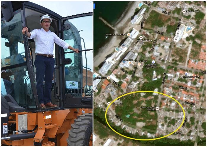 ¿Por qué la gente quiere al alcalde Caicedo y  la clase política lo detesta?