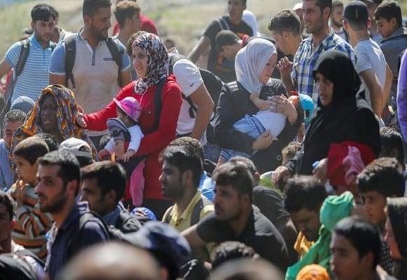 El país más pacífico del mundo se ofrece a recibir refugiados