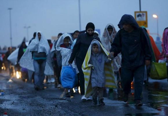 El presidente húngaro no quiere recibir un solo refugiado