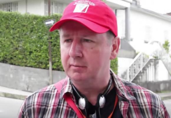 Un exmilitante irlandés se va contra Netflix por Colombia