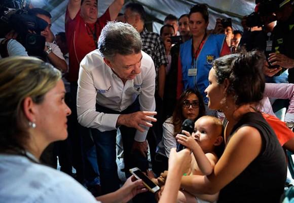 Crisis en la frontera y en la diplomacia colombiana
