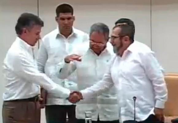 En seis meses se firmará la paz entre las Farc y el gobierno Santos