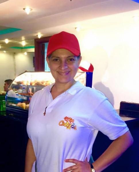 A Janie  Guevaraa se le dañó la vida desde que empezó a consumir Zoplicona