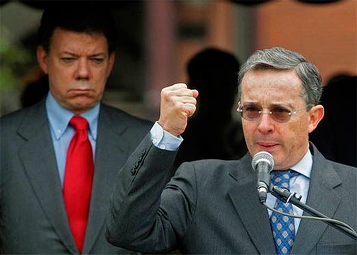 Los reparos de Uribe al acuerdo de Farc-Santos de La Habana