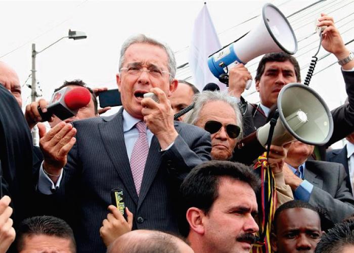 Los destinos de Uribe