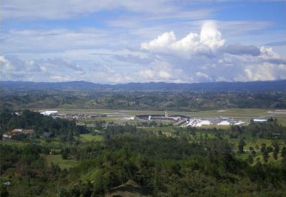 El valle de San Nicolás o la ciudad difusa