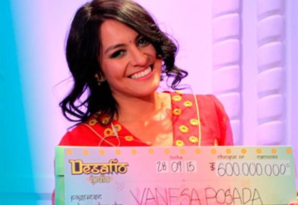 Como lo anticipamos: Vanessa, la ganadora del Desafío 2015