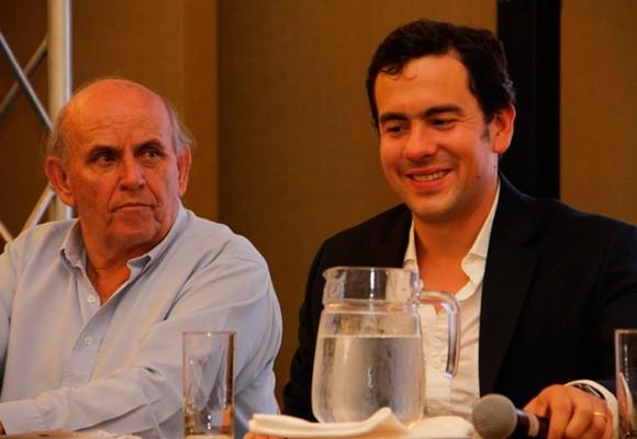 Rodrigo Lara y Cambio Radical abrazan a Armitage