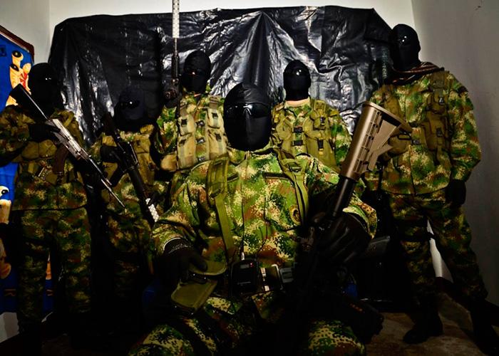 Resultado de imagen para FARC