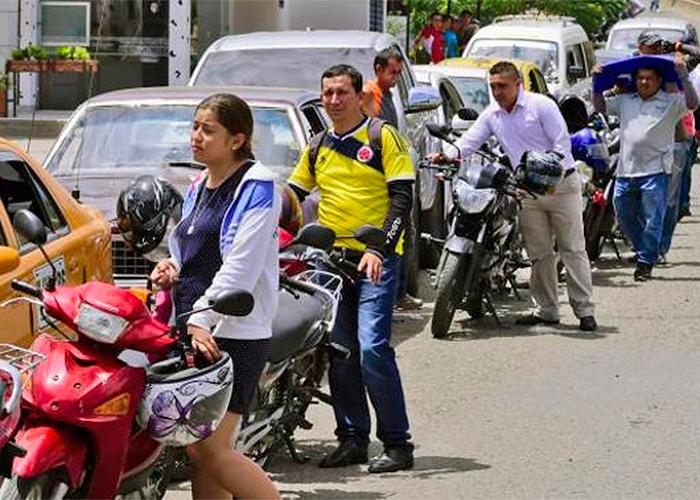 ¿Cómo es Cúcuta sin gasolina venezolana de contrabando?