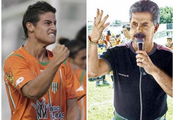 Gustavo Upegui: el mafioso dueño del Envigado, que le dio el empujón a James Rodríguez