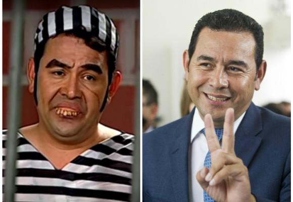 El humorista que podría ser el próximo presidente de Guatemala