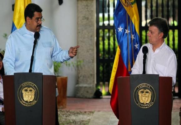 Confirmada reunión de los Presidentes Santos y Maduro