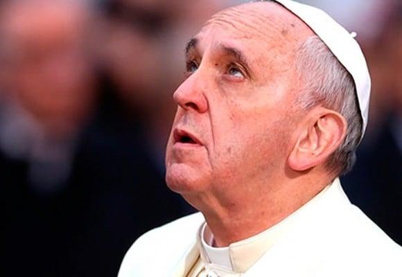 Bienvenido Francisco, por la renovación de la iglesia