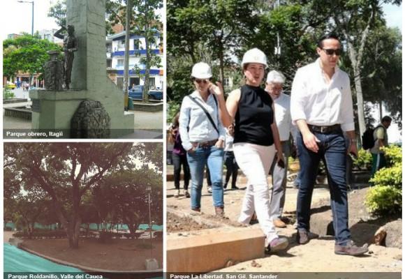El cambio de la plaza de San Gil: capricho de Richard Aguilar
