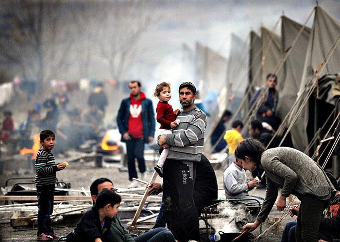 El caos en Oriente Medio y la xenofobia de la ultraderecha