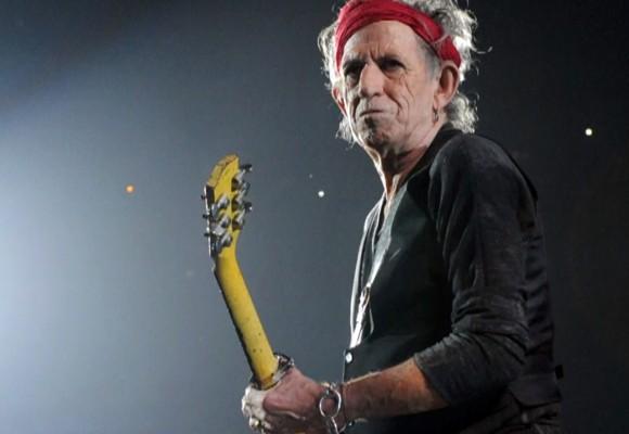 Keith Richards: el hombre que nunca muere