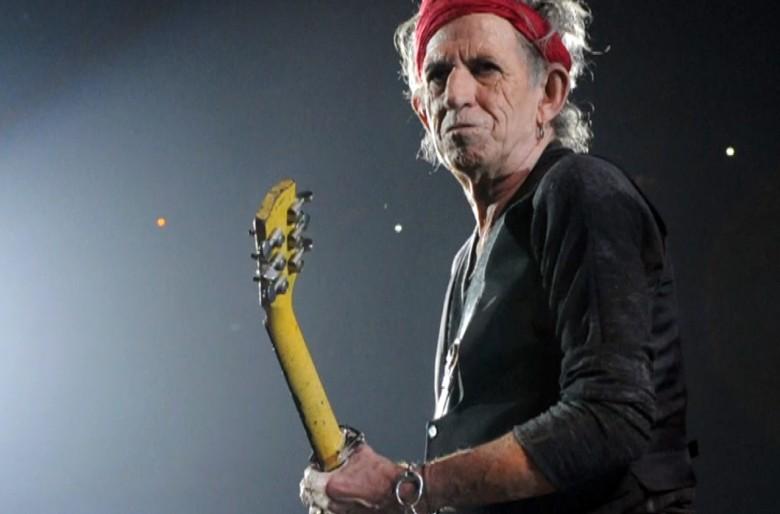 Keith Richards El Hombre Que Nunca Muere Las2orillas