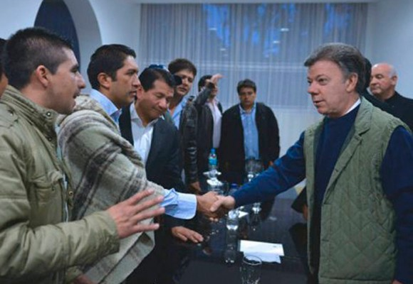 Lo que no ha cumplido el Gobierno Santos después de dos años de paro agrario