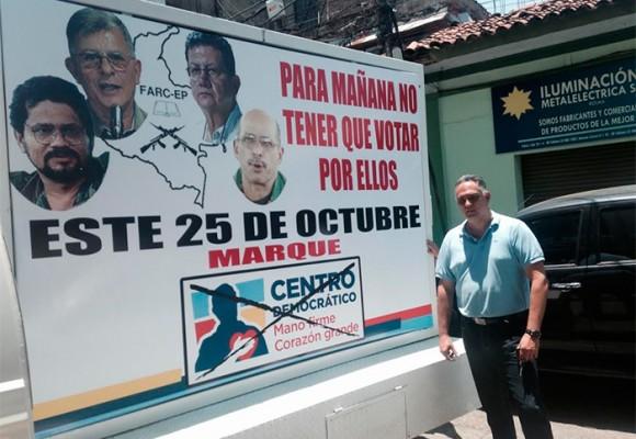 El uribismo destapó sus cartas electorales contra el proceso de paz