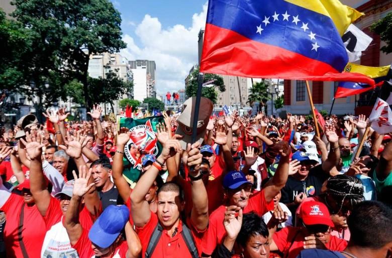 Venezuela no necesita del capitalismo, sino una profunda aplicación del socialismo en la Revolución bolivariana