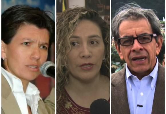 Los Verdes dan libertad para escoger alcalde para Bogotá