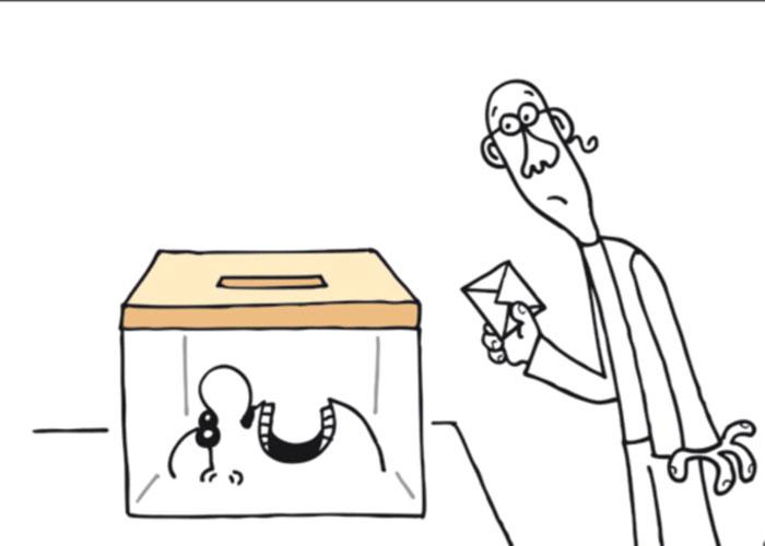 La psicología habla de los votantes
