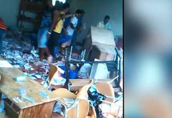 La quema de votos en Bojayá (Chocó)