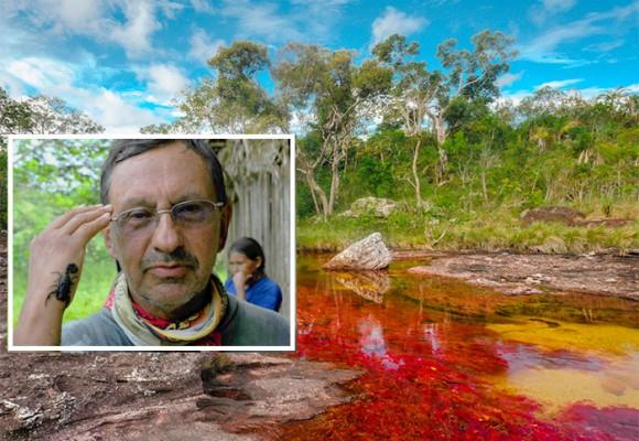 El hombre que descubrió la Magia Salvaje de Colombia antes de la película