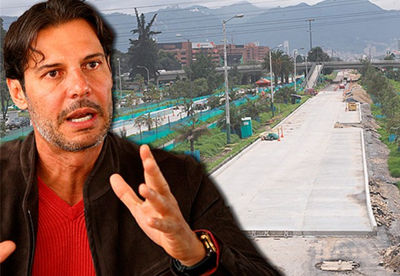 La mala hora de Andrés Jaramillo, presidente de Conalvías