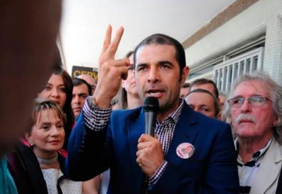 Inesperado brinco de Andrés Guerra según sondeo de firma encuestadora de la familia