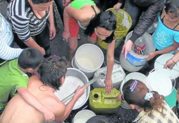 ¡Agua para Cúcuta!