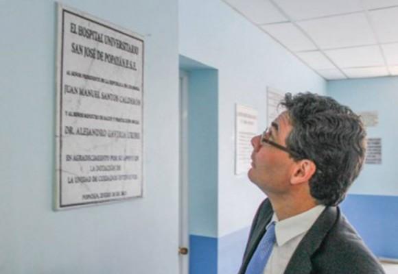 Al borde de la quiebra el Hospital Universitario de Popayán