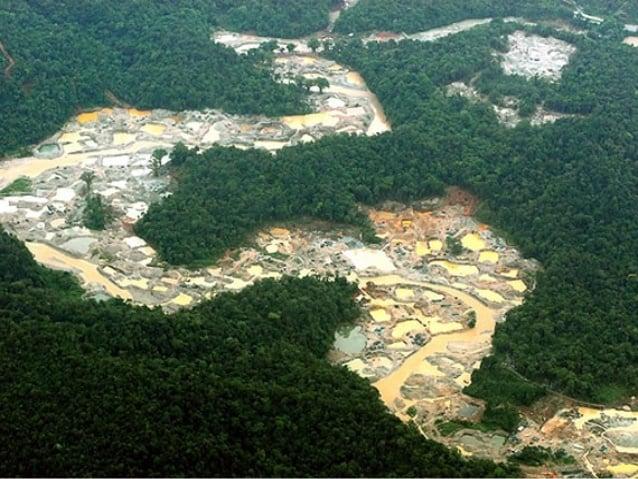 El río Dagua es uno de los ejemplos de la peor devastación ambiental de Colombia