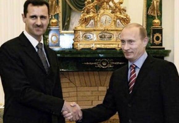 Rusia está jugando doble en Siria