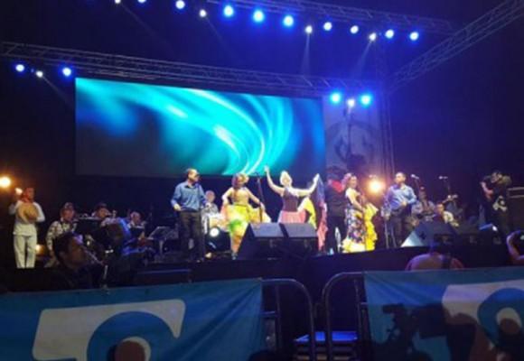 Al Festival de la Cumbia en El Banco ahora le bailan el indio