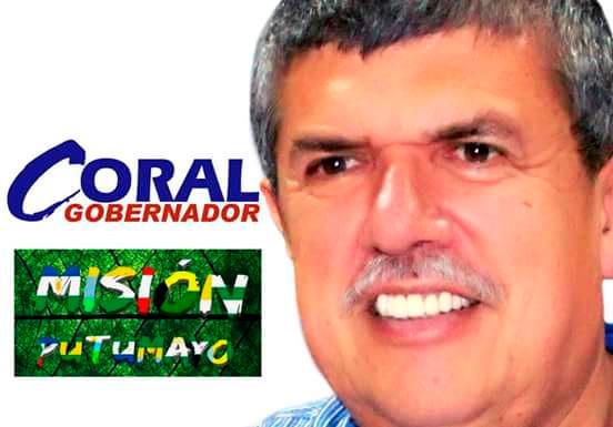 Capturado el candidato conservador a la gobernación de Putumayo