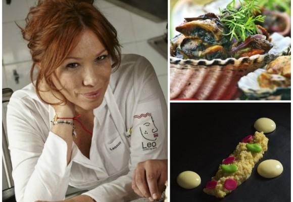 Leonor Espinosa sus platos célebres en su libro