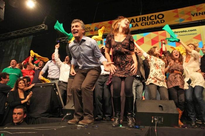 Macri y Vidal llegan con frescura a enfrentar a .  Foto:expedientepolitico.com.ar
