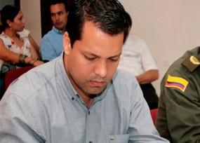El gobernador del Cesar, Luis Alberto Monsalve, en la mira de la Fiscalía