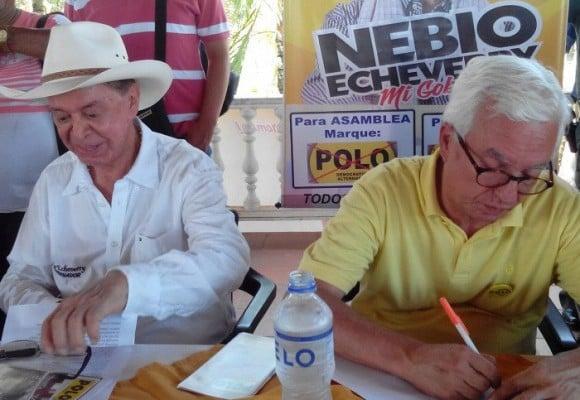 Jorge Robledo y su apoyo al cuestionado Nebio Echeverry ¿Pecó por ingenuo?