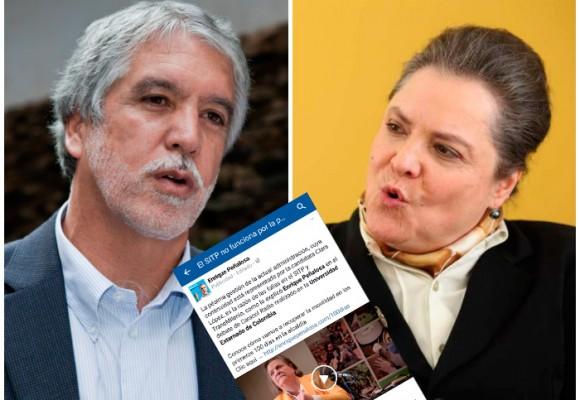Peñalosa y la guerra directa en redes sociales contra Clara López