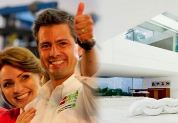 La casa blanca que enlodó a Enrique Peña Nieto y Angélica Rivera
