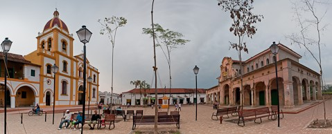 Plaza de la Concepción después