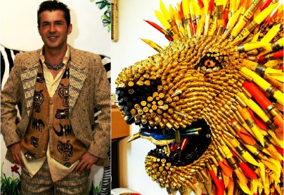 El colombiano que le vende obras al Rey de Arabia Saudita, Hermès y Bvlgari