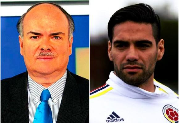 El resentimiento de Iván Mejía con Falcao García