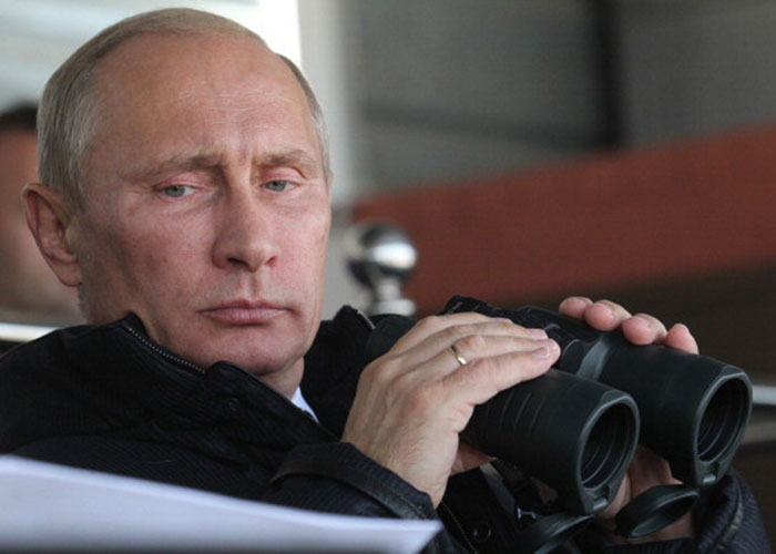 La paz en Ucrania y Siria pasa por Moscú