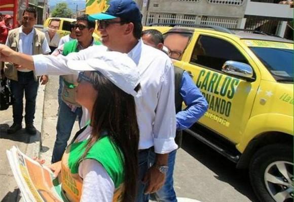 Los candidatos a la Gobernación de Santander que derrochan en campaña