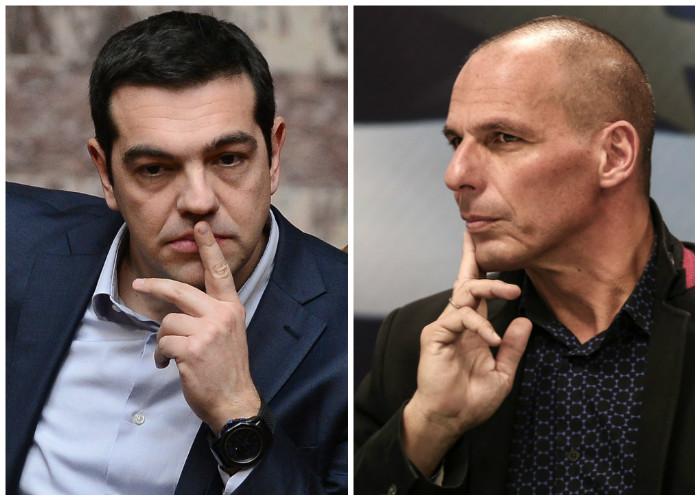 El héroe griego que Tsipras tumbó del pedestal